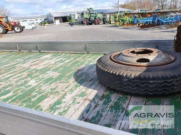 KRONE PLATTFORMWAGEN ZU  - Photo 5